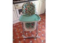 Mama and Papas highchair