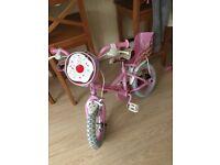 Apollo Cupcake kidns bike 12''- barely used