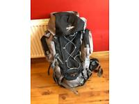 Vango Sherpa 65 Litres - Perfect for interrailing and travelling