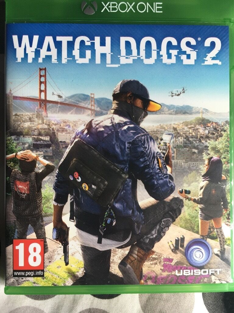 Watch dogs 2 Xbox onein Hemlington, North YorkshireGumtree - Watch dogs 2 Xbox one Great condition, rarely used Any questions feel free to ask