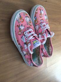 Children Van Shoes toy story