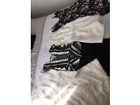 Bundle of girls clothes, sizes 8 and 10.