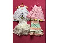 3-6 month girl dresses