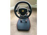 Thrusmaster Ferrari f1 wheel