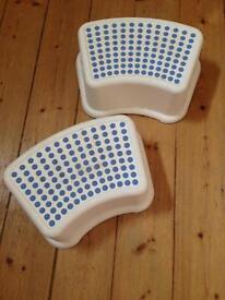 Ikea plastic step stool