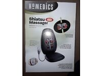 home medics massager with heat brand new not bean oppened