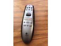 logitech Remote Control Untested Spares or repair