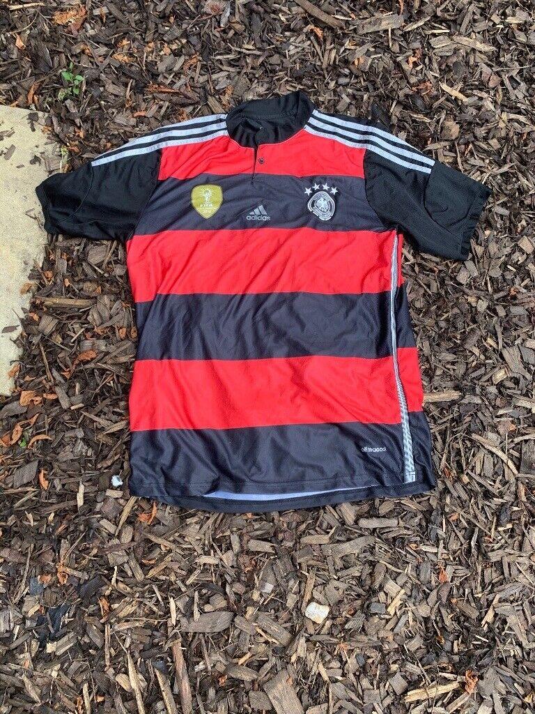 15 football shirts and GK shirt - £50