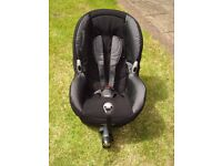 Isofix car seat 9 months - 4yrs