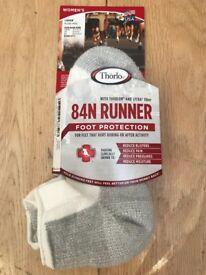 Thorlo women's running socks