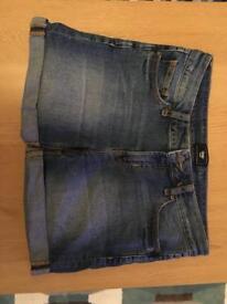 Job lot shorts size 8