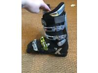 Unisex Salomon X ADV 6 Cross Country Ski Boots UK 8 EU 42 & Gripon Poles 145cm | in Islington, London | Gumtree