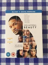 Collateral Beauty Blu - Ray With D.C