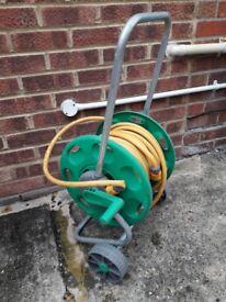 Hozepipe trolley hose