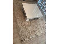 Taskers cream rug large