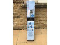 Brand new Brabantia Wallfix 24m with metal storage box