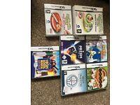 Bundle of DS games