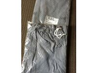 CHEFS trousers brand new