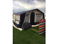 Jamet trailer tent