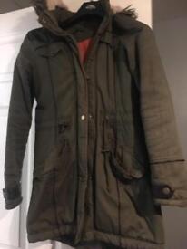 Women's Parker coat