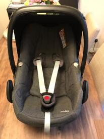 Maxi cozi pebble car seat