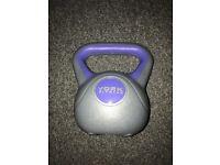York fitness 6kg kettlebell