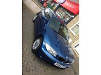 Blue BMW 1 Series 116i - 56 Plate- VERY Low MILEAGE !! Only 64k !! Recently Serviced