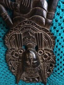 Indonesian? Wood Carving