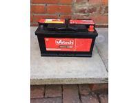Car battery 110 80Ah