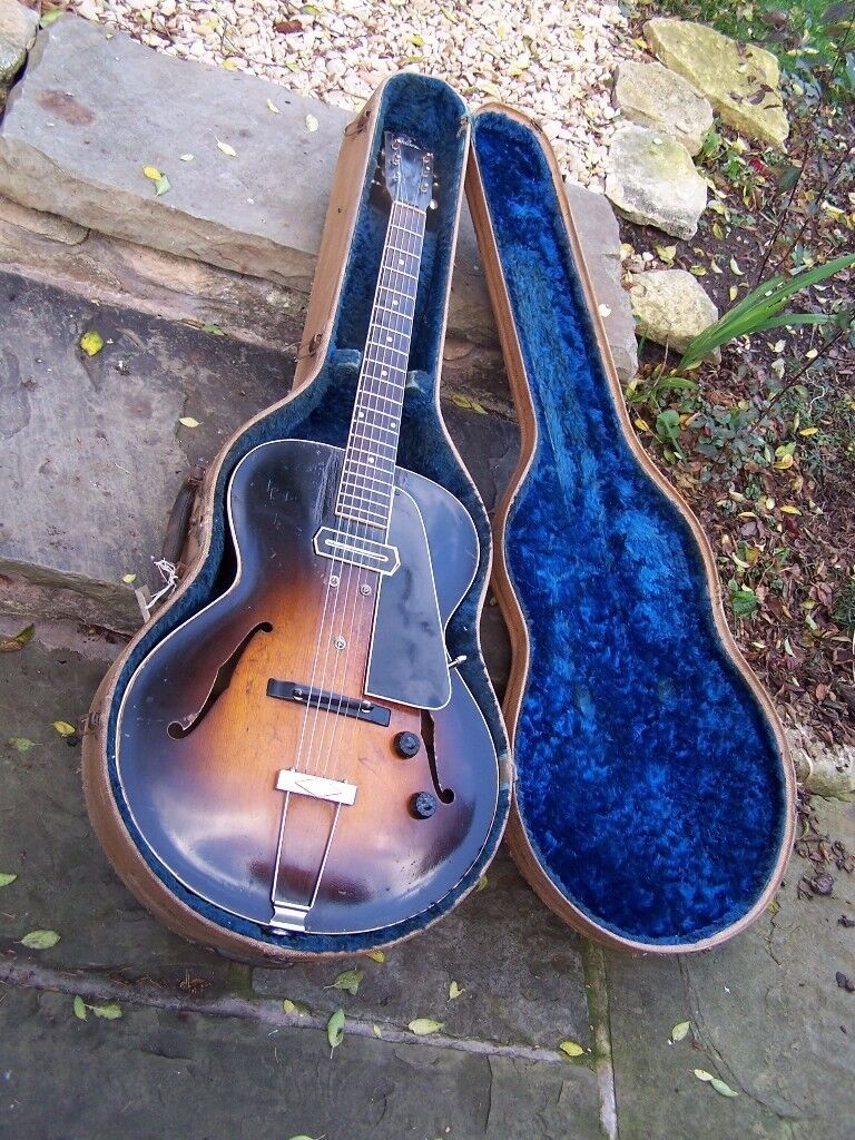 RARE 1936 Gibson ES 150 Charlie Christian archtop jazz guitar