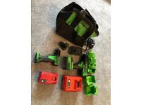 SNAP ON IMPACT GUNS 1/2 inch & 3/8 inch including batteries!