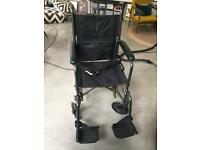 Wheelchair in very good condition and perfect working order £50