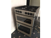 Oven, Cooker and Grill - Stoves Newhome 550WL DL