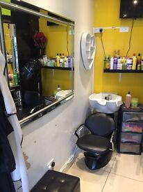 Side shop for rent .hairdresser are nail technician are what ever small business that is required .