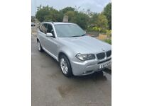BMW, X3, Estate, 2007, Manual, 1995 (cc), 5 doors
