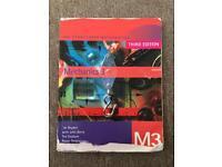 OCR MEI Mechanics 3 textbook