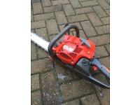 "Efco Petrol chainsaw, MT3700 with 14"" bar and sharp chain, good running order"