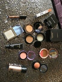 BRAND NEW NEVER USED MAKEUP. SOME HAVE PACKAGING/BOXES & SOME WITHOUT BUT ALL NEVER USED & 100% REAL