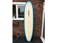 SurfingLife Surfbord - Mini Mal - Perfect for beginners.