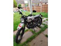 18 Plate 125cc Learner Legal Motorcycle SOLD