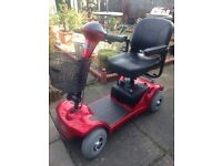 Mobility scooter for sale, as new.