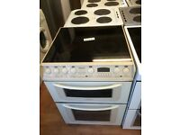 Hotpoint 600 mm wide electric cooker £149