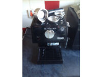 DeLonghi Coffee Machine ECP31.21 2 Months Old Good Cond.