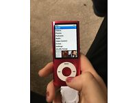 pple iPod nano with Camera - Pink - 5th Generatio