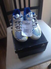 BNWT Adidas Predito Junior football shoes