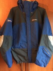 Berghaus Trango Gortex XCR jacket