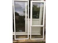 UPVC Windows & Door - Ex Conservatory - will sell per item or bulk