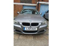 BMW, 3 SERIES, Saloon, 2011, Semi-Auto, 1995 (cc), 4 doors