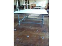 Industrial Table (READ DESCRIPTION)