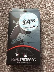 PS3 trigger